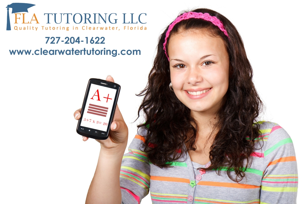 clearwater tutoring student