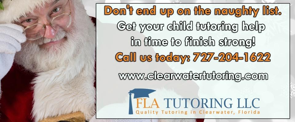 tutoring naughty list